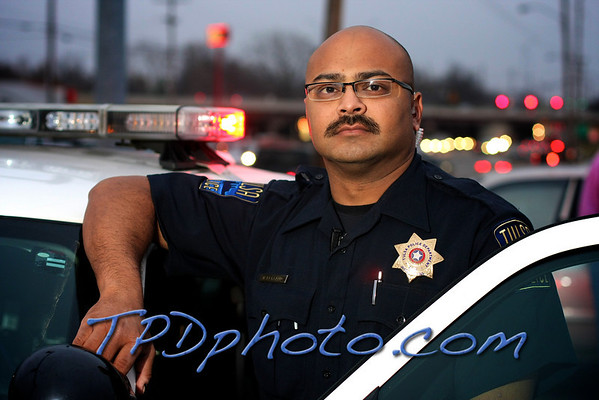 Tulsa Police Department Heroes
